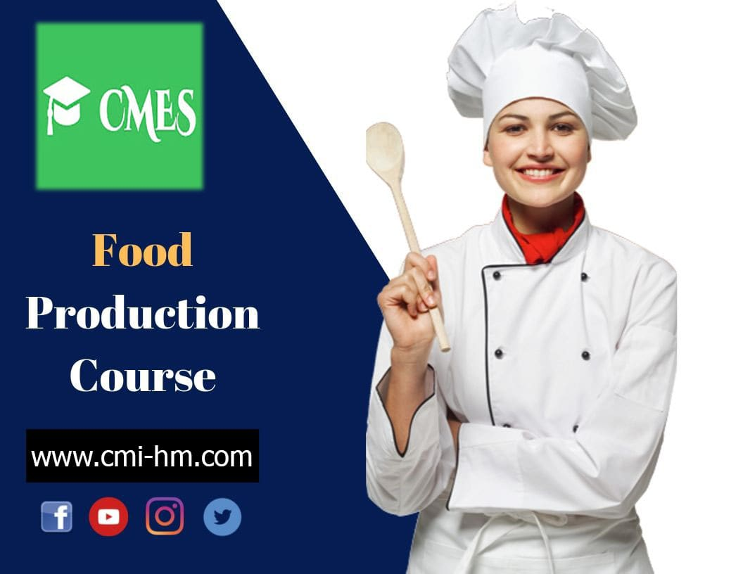 Diploma in Food Production in Delhi