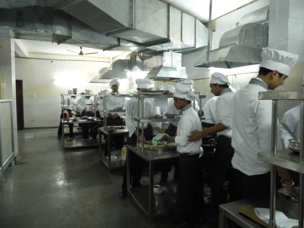 Hotel Management College in Delhi
